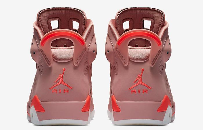 Aleali May Air Jordan 6 Rose Pik CI0550-600