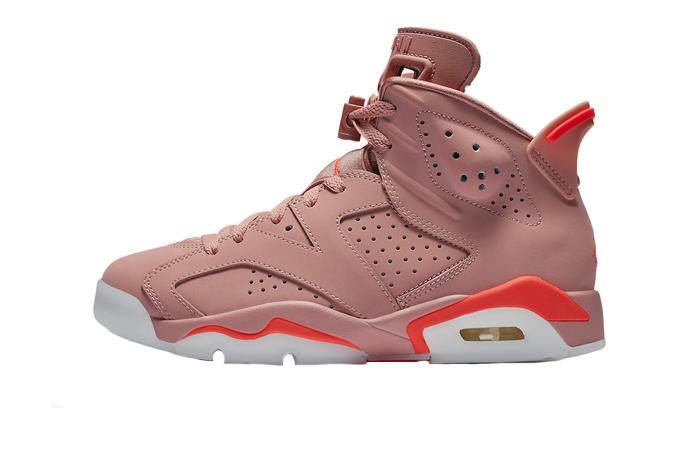 Aleali May Air Jordan 6 Rose Pink CI0550-600 01