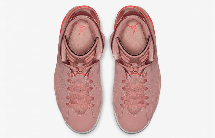 Aleali May Air Jordan 6 Rose Pink CI0550-600 03