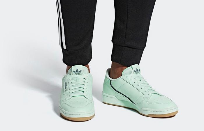 adidas Continental 80s Pure Mint