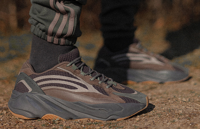 First Look Of adidas Yeezy Boost 700 Geode ft