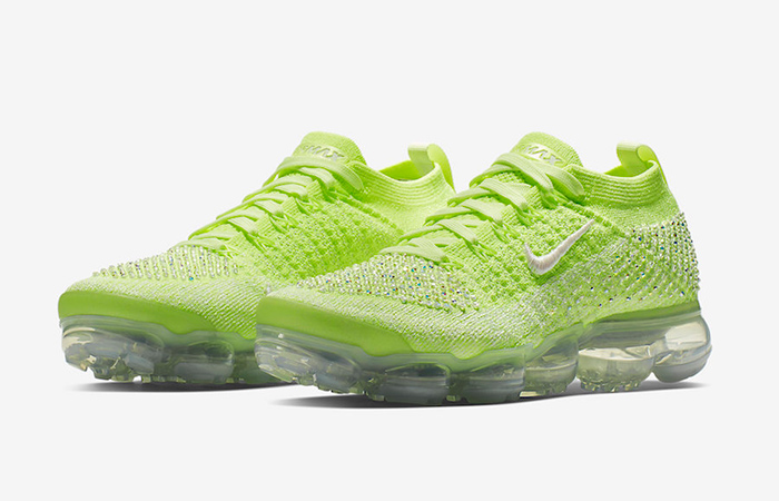 Meet With This Exactly New Air VaporMax 2.0 Swarovski ft