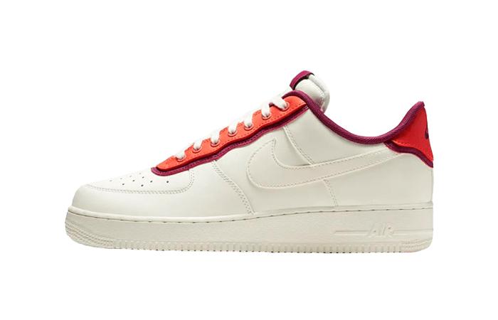 Nike Air Force 1 07 LV8 1 Berry White AO2439-101 01