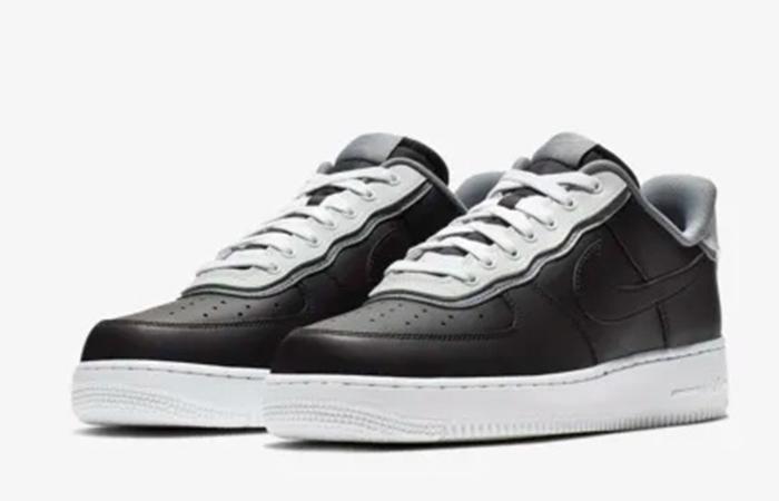 Nike Air Force 1 07 LV8 1 Black White AO2439 002
