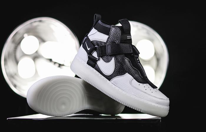 Nike Air Force 1 Utility Mid Black AQ9758-100