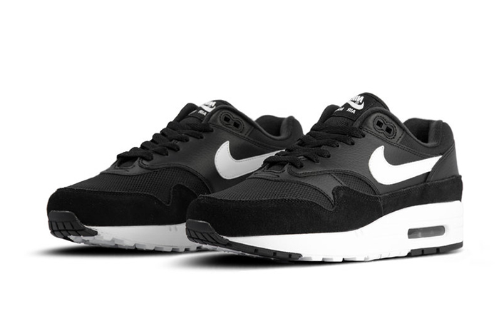 Nike White Black 014 1 Max Air Ah8145 edCxorBW