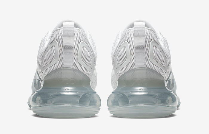 Nike Air Max 720 Metallic White AO2924-100