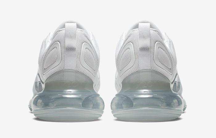 Nike Air Max 720 Metallic White AO2924-100