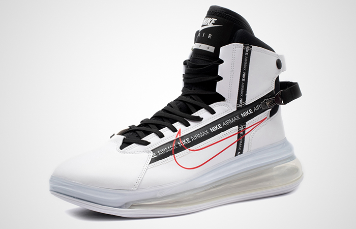 Nike Air Max 720 Saturn Red Wite AO2110-100