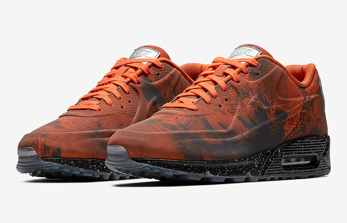 Nike Air Max 90 Mars Landing Release date ft