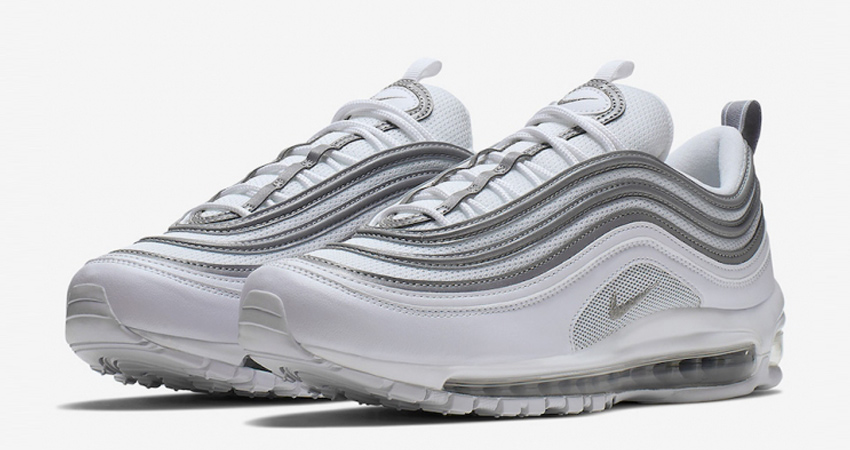 new styles 6cf59 8890c Nike Air Max 97 Reflective Silver Is Going To Hit The Stores Soon 01