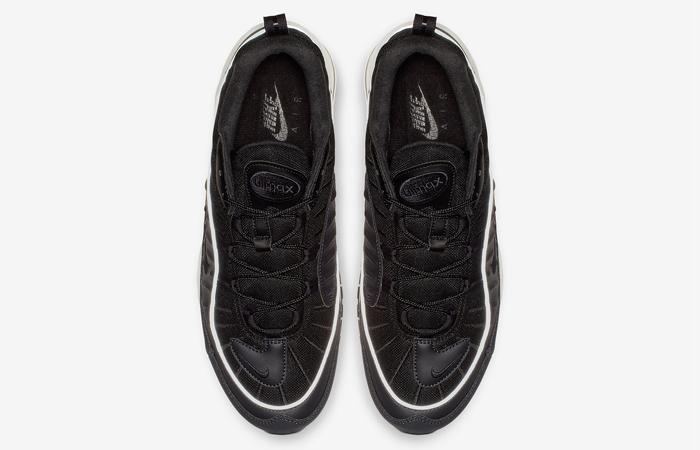 Nike Air Max 98 University Black 640744-009 03