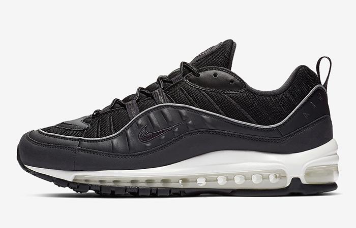 Nike Air Max 98 University Black 640744-009