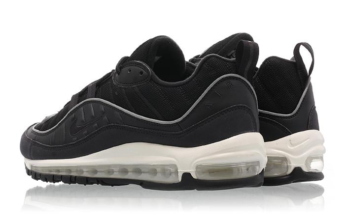 Nike Air Max 98 University Blak 640744-009