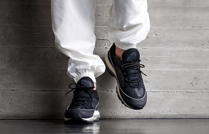 Nike Air Max 98 Univery Black 640744-009