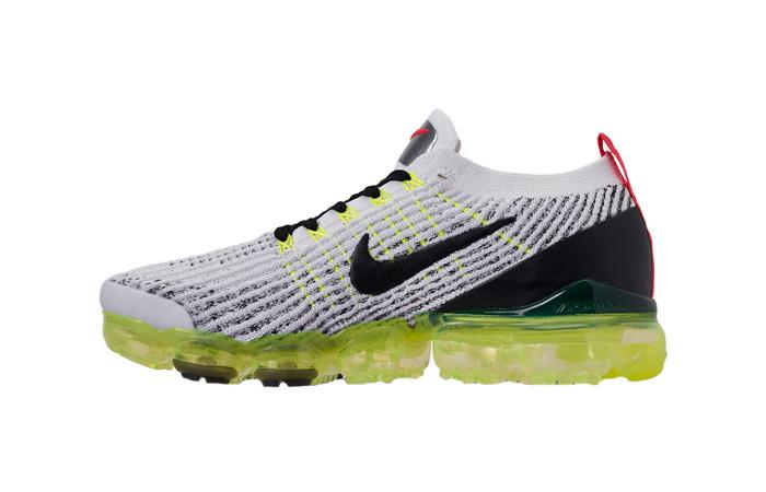Nike Air VaporMax 3 White Volt AJ6900-100 01