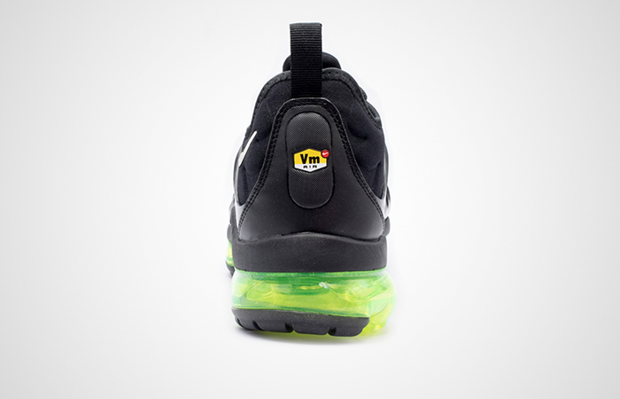 best service 2b042 ee8e6 Nike Air VaporMax Plus Black Volt 924453-015