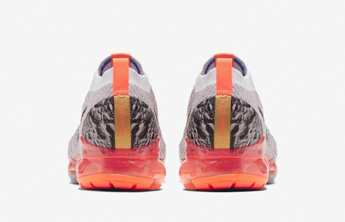 Nike Air rMax Flyknit 3 Grey Orange AJ6900-001