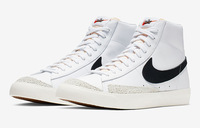 Nike Blazer Mid Vintage '77 Is Releasing With Black Swooshes ft