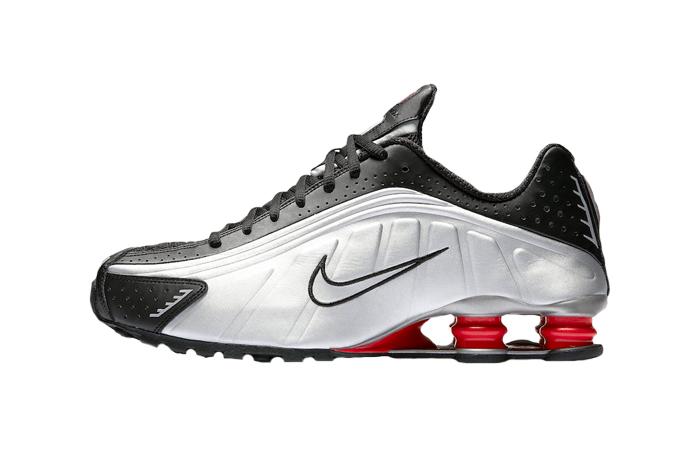 Nike Shox R4 Black BV1111-008 01