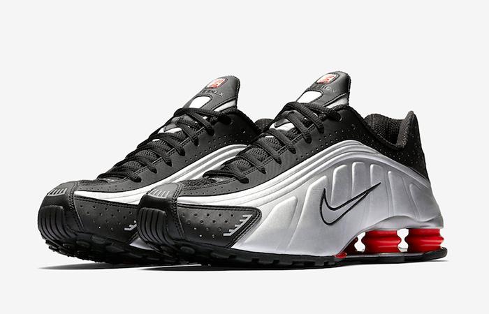 Nike Shox R4 Black BV1111-008