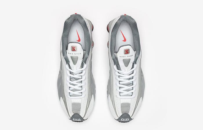 Nike Shox R4 Metalic BV1111-100