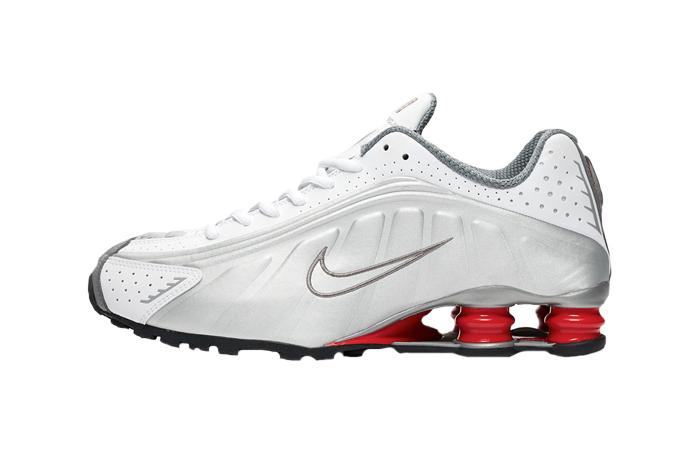 Nike Shox R4 Metalic Silver BV1111-100 01