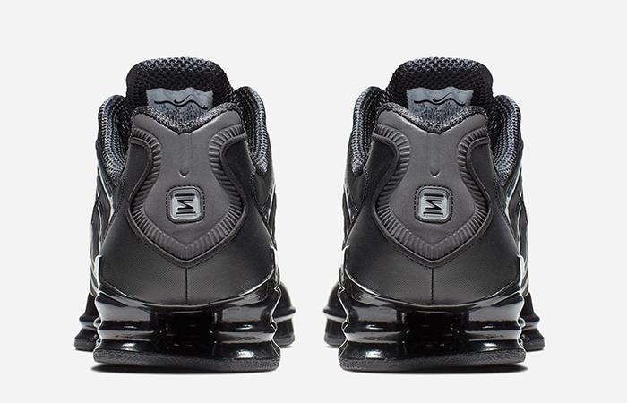 Nike Shox Total Black BV1127-001