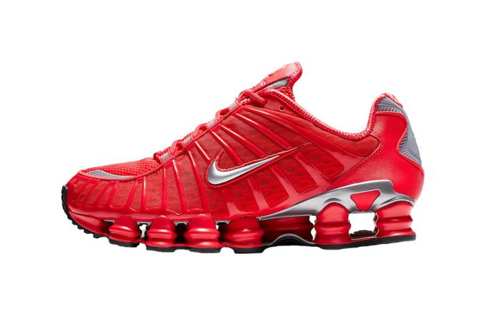 Nike Shox Total Red BV1127-600 01