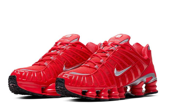Nike Shox Total Red BV1127-600 02