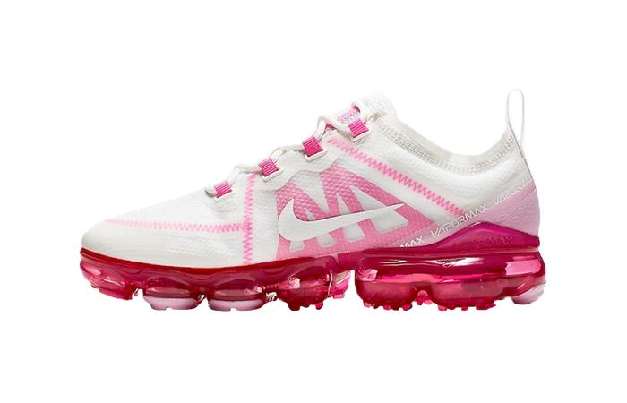Nike Womens Vapormax 19 Pink Rise AR6632-105 01