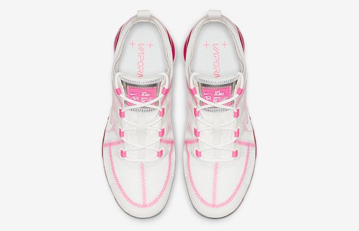 Nike Womens Vapormax 19 Pink Rise AR6632-105 03
