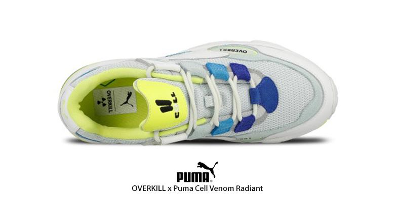 OVERKILL x Puma Cell Venom Radiant 370332-01
