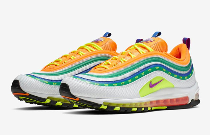 Official Look At Nike Air Max 97 London Summer Of Love ft