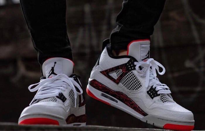 Nike Air Jordan 4 Hot Lava – Fastsole