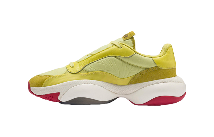 Puma Alteration PN-1 White Yellow 369771-03 01