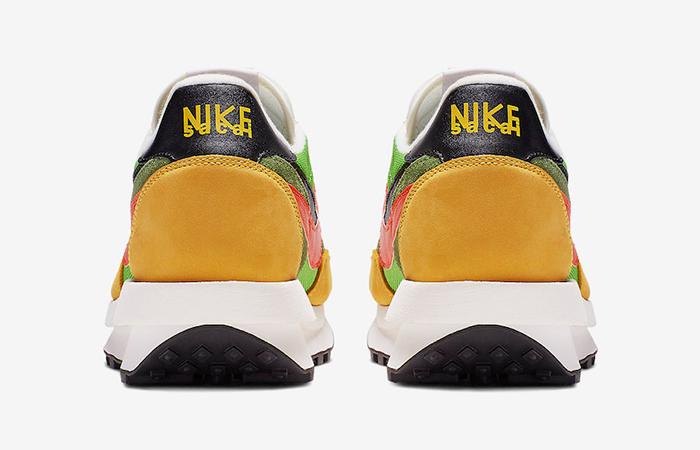 Sacai Nike LDV Waffe Daybreak Green BV0073-300