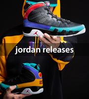 Nike Jordan Releases