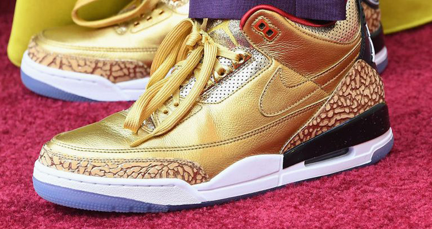 Spike-Lee-Uncovers-The-Golden-Air-Jordan-3-Tinker-for-Oscars1