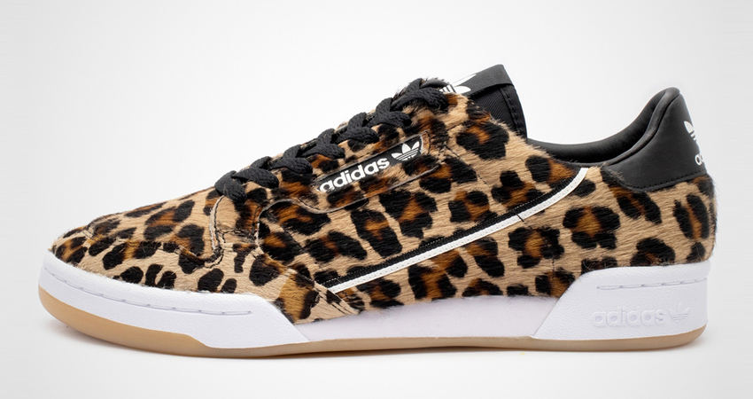 Take A Look At The Upcoming adidas Continental 80 Leopard 04