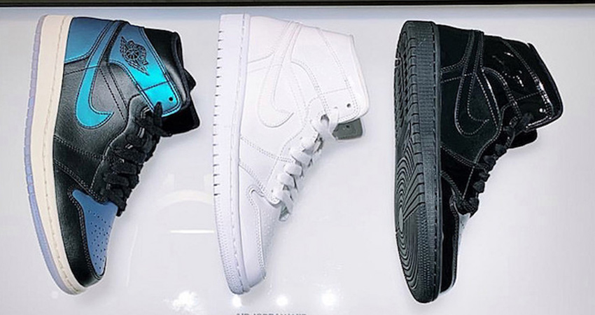 Take a Look At the Exclusive Women's Air Jordan 1 Collection 01