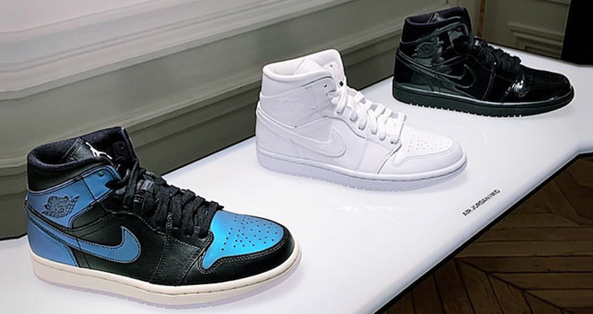 Take a Look At the Exclusive Women's Air Jordan 1 Collection 04