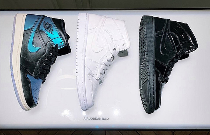 Take a Look At the Exclusive Women's Air Jordan 1 Collection ft