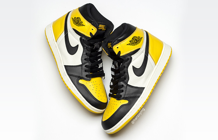The Air Jordan 1 Yellow Toe Is In Highest Discussion To Release This Summer ft