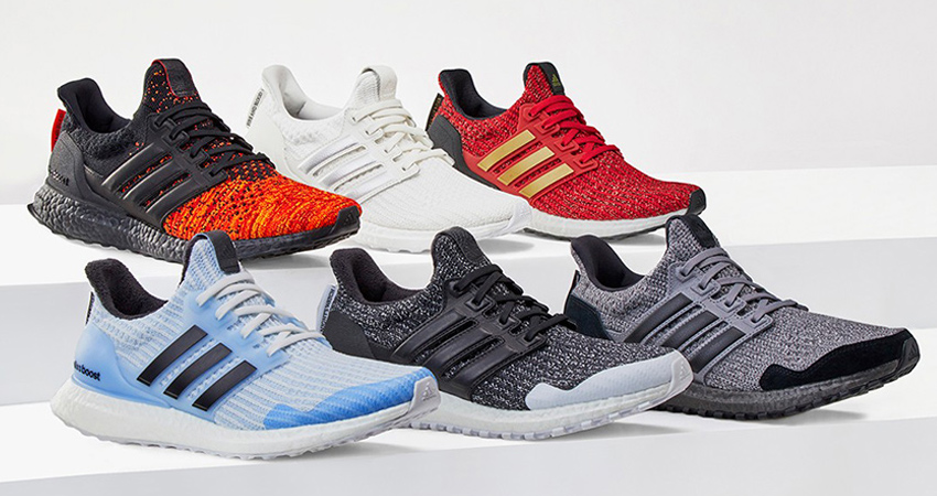 The Game Of Thrones adidas Ultra Boost Latest Update 01
