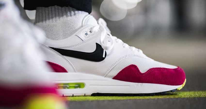 The Nike Air Max 1 'Rush Pink' Can Be The Best Match For Coming Season 03