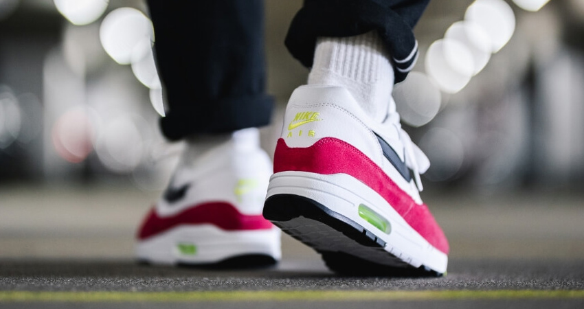 The Nike Air Max 1 'Rush Pink' Can Be The Best Match For Coming Season 04
