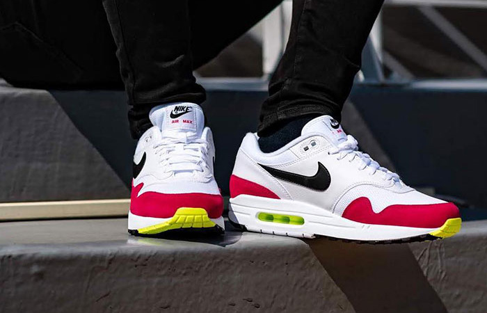 The Nike Air Max 1 'Rush Pink' Can Be The Best Match For Coming Season ft