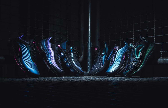 The Nike Air Max Throwback Future' Collection Has Become The Newesr Hit ft