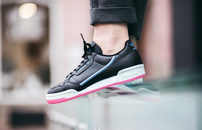 adidas Continental 80 W Black G27723 02